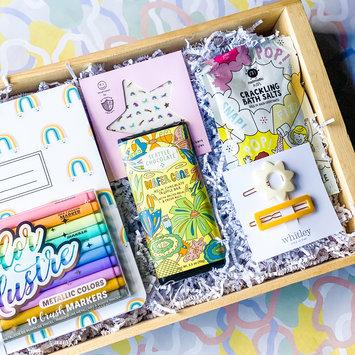 Gus and Ruby Letterpress - GR Gus & Ruby  - Sunshine Gift Box for Kids
