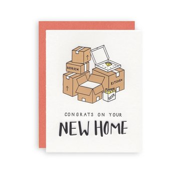 KB Paperie - KBP KBPGCNH0001 - Congrats on Your New Home