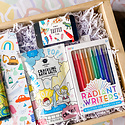 Gus and Ruby Letterpress - GR Gus & Ruby - Favorite Things Gift Box for Kids