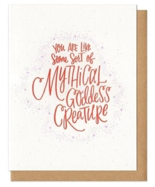Frog & Toad Press - FT FTGCMI0002 - Mythical Goddess Creature