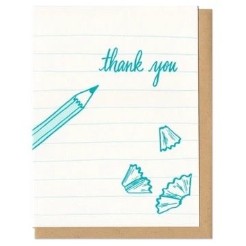 Frog & Toad FTGCTY0002 - Thank You Pencil
