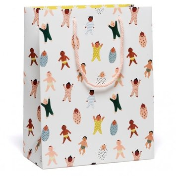Red Cap Cards - RCC RCC GBLA - Beautiful Baby Large Gift Bag