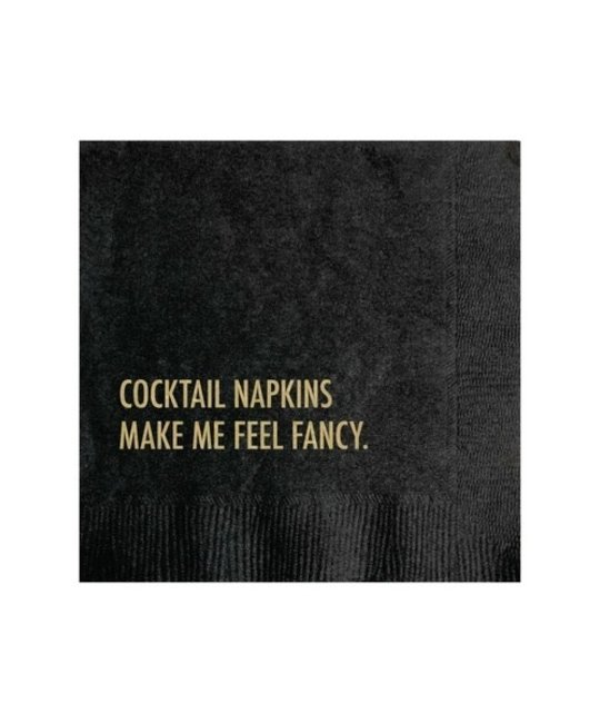 The Matt Butler - TMB Feeling Fancy Cocktail Napkins