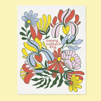 The Good Twin - TGT Floral Mother's Day Card