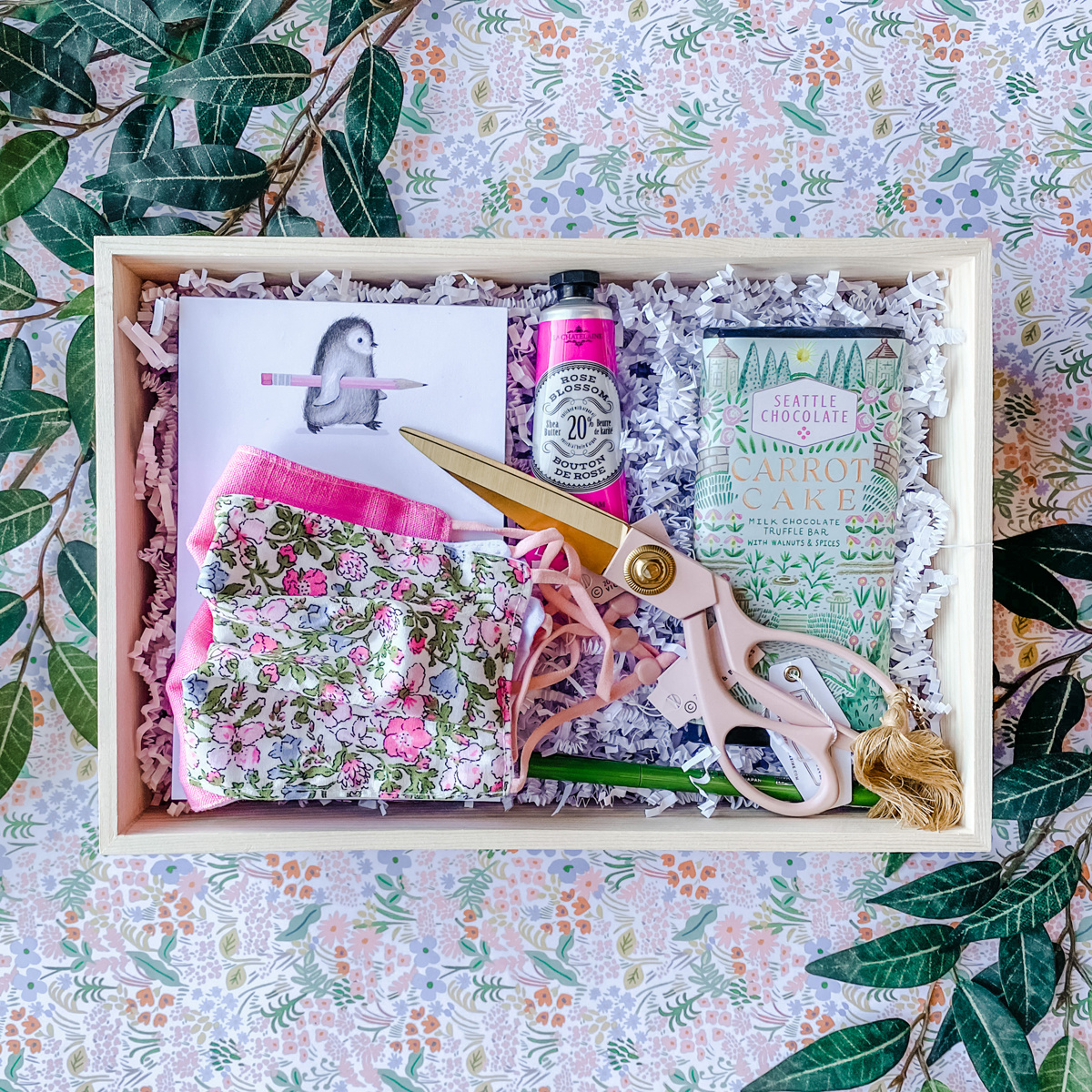 Gus and Ruby Letterpress - GR Gus & Ruby - Spring Has Sprung Gift Box