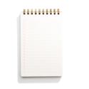Iron Curtain Press - IC Task Pad Note Pad, Rainbow Tie-Dye