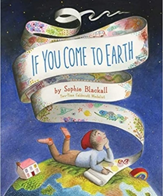 Chronicle Books - CB CB CB - If You Come To Earth