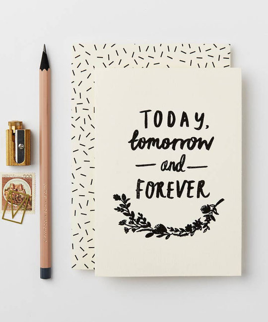 Katie Leamon - KL Today, Tomorrow and Forever