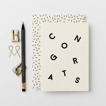 Katie Leamon Congrats