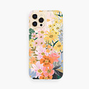 Rifle Paper Co - RP Rifle Paper Co - Clear Marguerite iPhone Case
