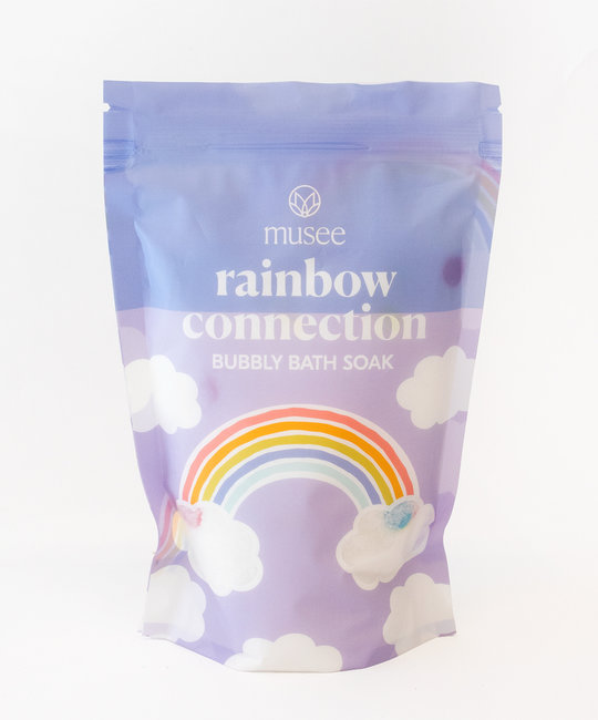 Musee Rainbow Connection Bubbly Bath Soak