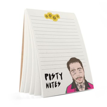 Tay Ham - TH TH NP - Posty Notes Post Malone Notepad