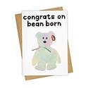 Tay Ham - TH THGCBI0002 - Beanie Baby Birthday Card