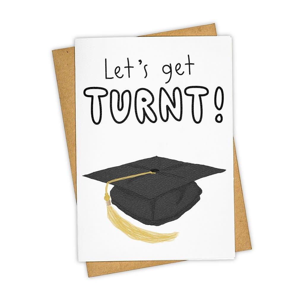 Tay Ham - TH THGCGR0001 - Turnt Graduation Card