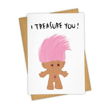 Tay Ham - TH THGCLO0007 - Treasure Card