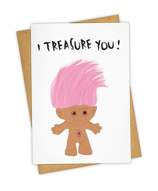 Tay Ham - TH THGCFR0007 - Treasure Card