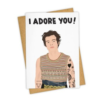 Tay Ham - TH THGCLO0006 - Adore You Harry Styles Card