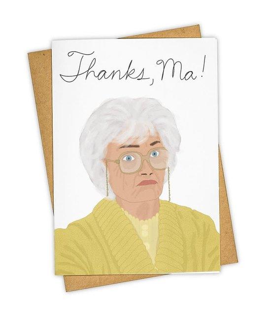 Tay Ham - TH Thanks, Ma Golden Girls Card