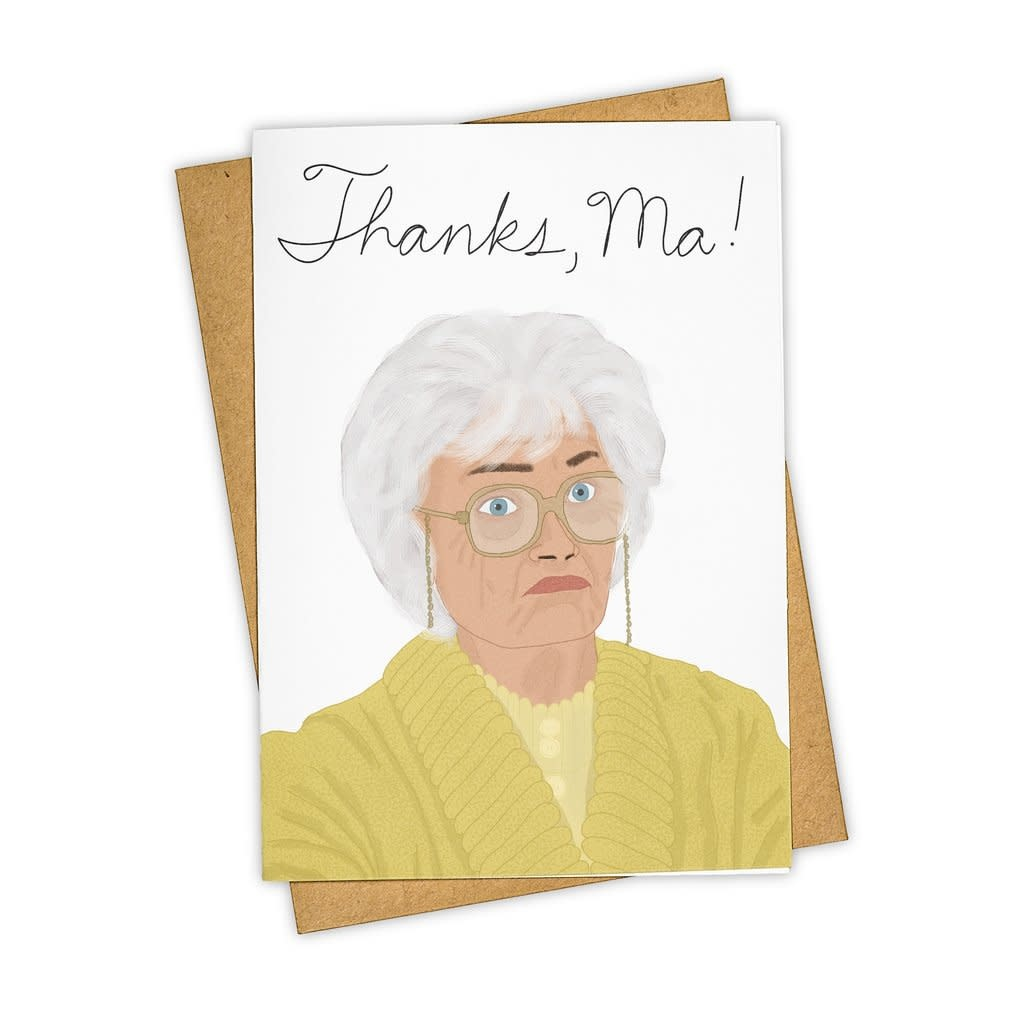 Tay Ham - TH Thanks, Ma Golden Girls Card