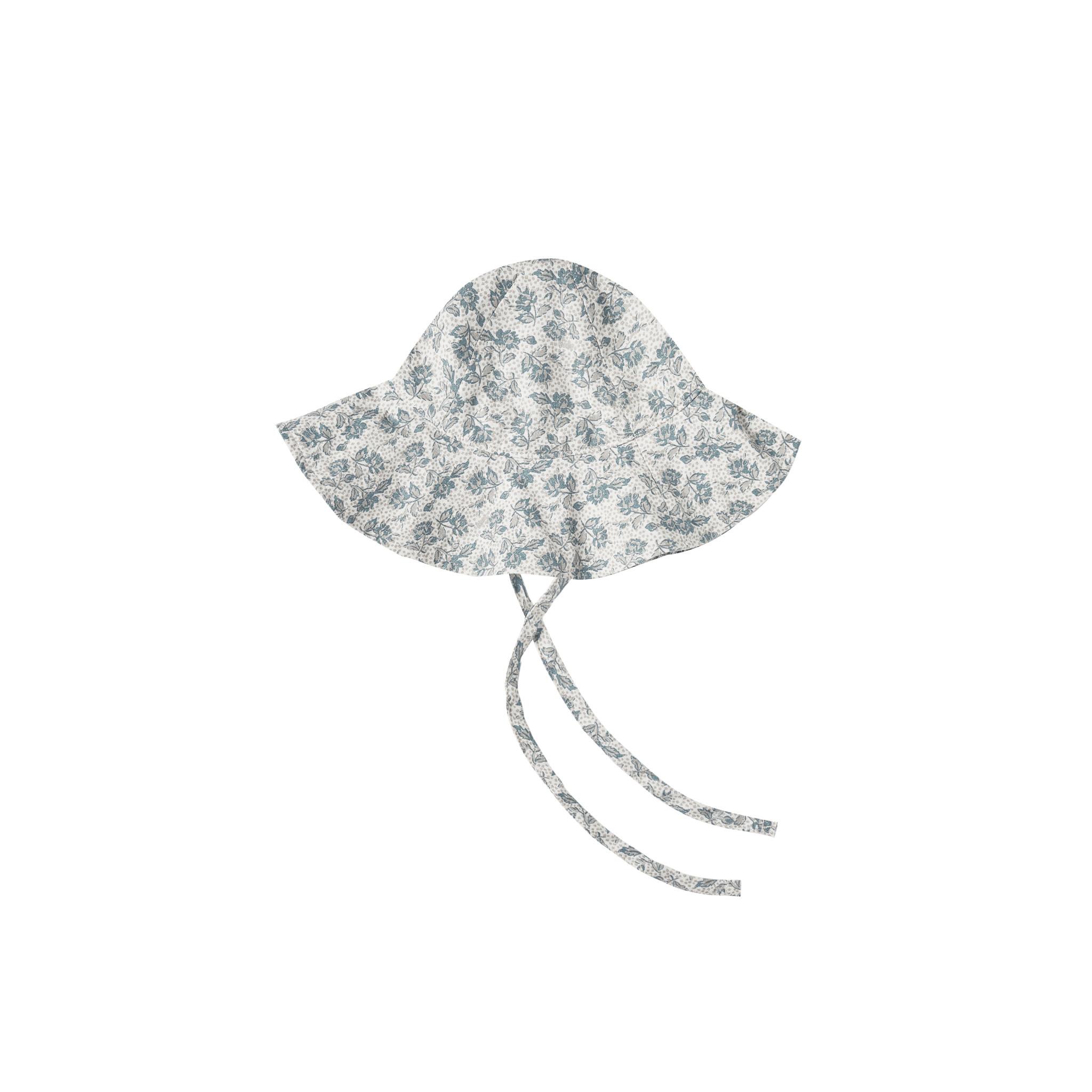 Rylee + Cru - RC Rylee + Cru Roses Floppy Sun Hat