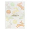 Meri Meri - MEM Meri Meri - Glitter Bunny Sticker Sheets