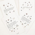 Gus and Ruby Letterpress - GR Gus & Ruby - Peaceful Mama Gift Box (for pregnancy)