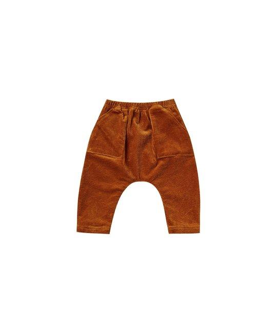 Rylee + Cru - RC RC BA - Cinnamon Utility Harem Pant