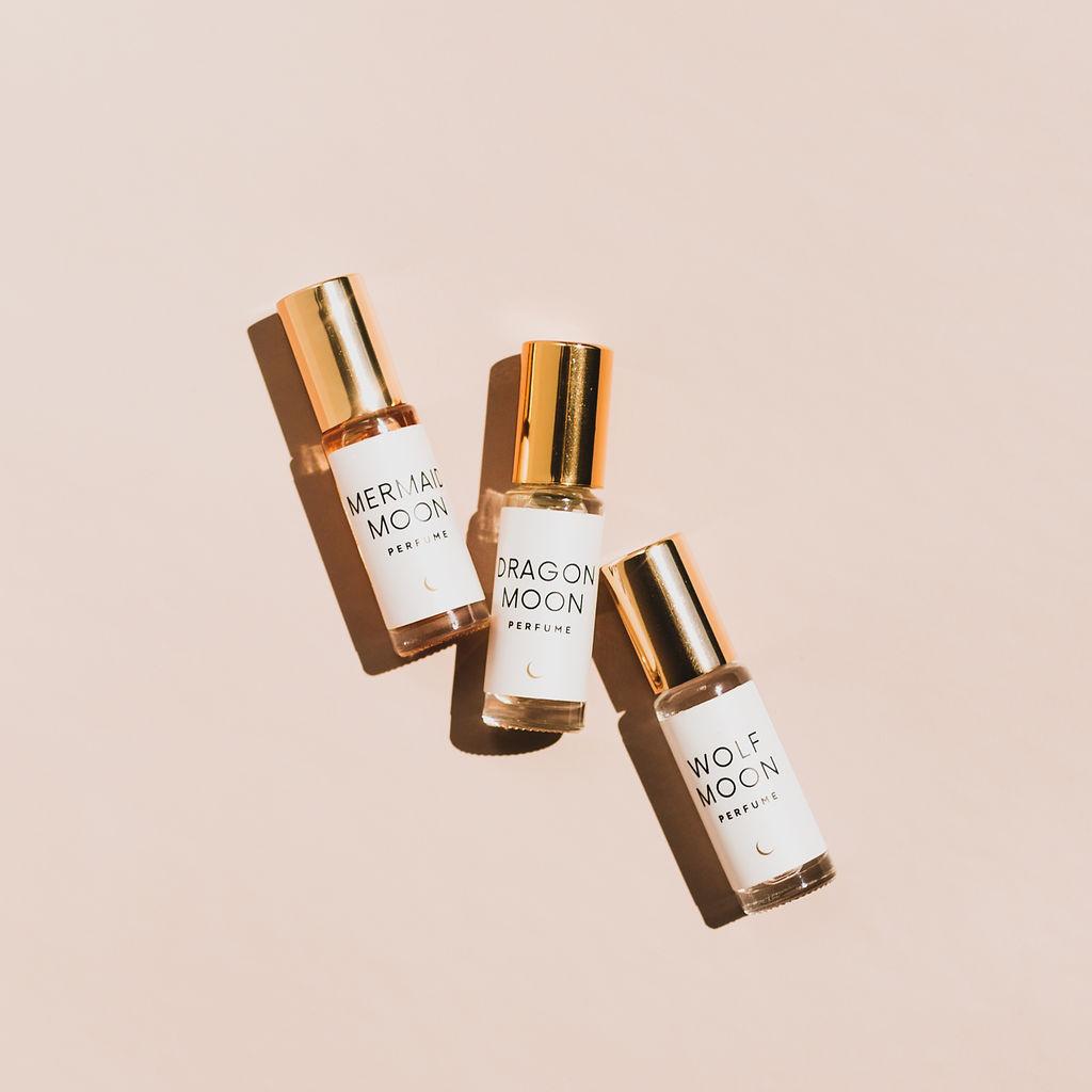 Olivine Atelier Olivine Atelier - 13 Moons Perfume Mini Roller, Various Scents