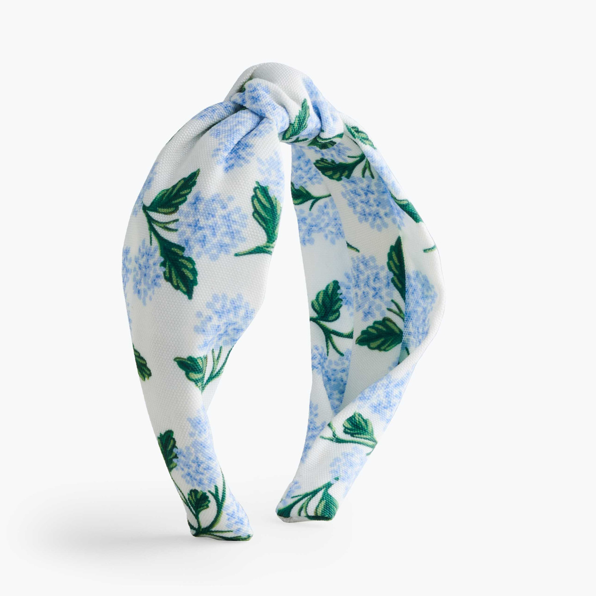 Rifle Paper Co - RP Rifle Paper Co - Hydrangea Knotted Headband