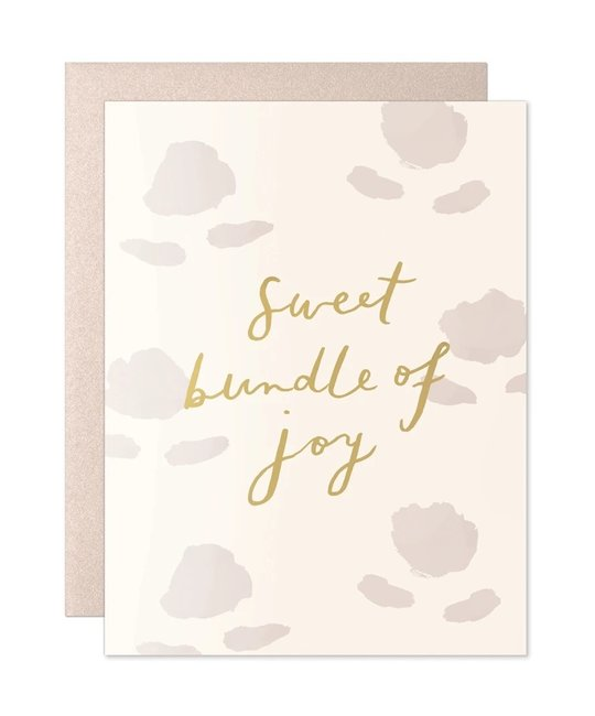 Our Heiday - OH Sweet Bundle of Joy card