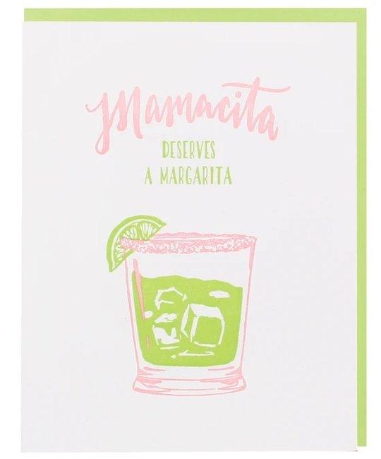 Smudge Ink - SI Mamacita Deserves a Margarita Card