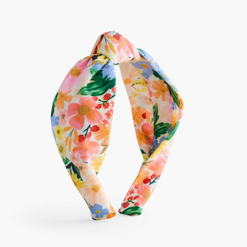 Rifle Paper Co - RP Rifle Paper - Marguerite Knotted Headband