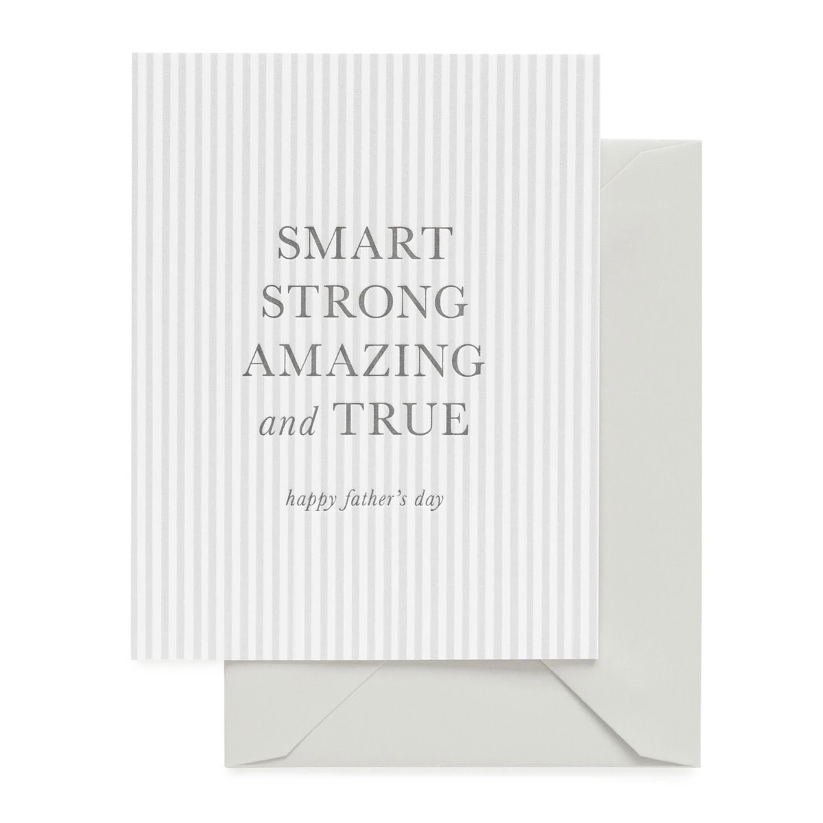 Sugar Paper - SUG Smart Strong Amazing Father's Day Card