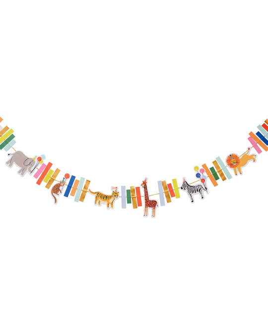 Rifle Paper Co - RP Rifle Paper Co - Party Animals Garland