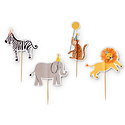Rifle Paper Co - RP Rifle Paper Co - Party Animals Cupcake Kit
