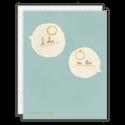 Seedlings - SED I Do Rings Wedding Card