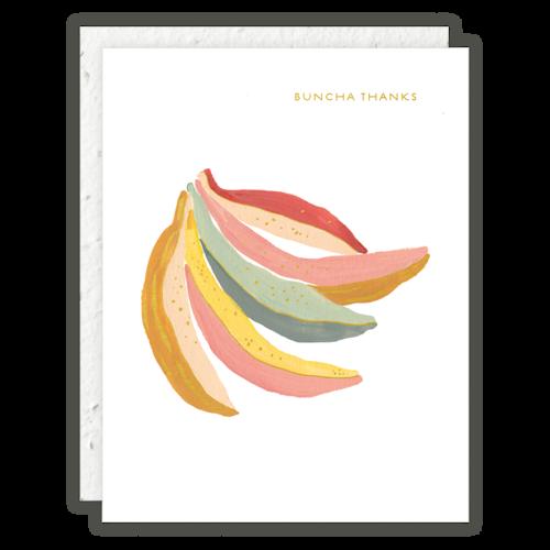 Seedlings - SED Buncha Thanks Bananas Card