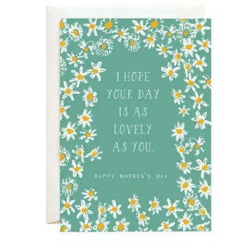 Mr. Boddington's Studio - MB All These Daisies for Mom Card