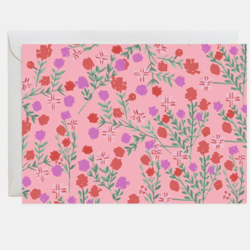 Mr. Boddington's Studio - MB Dahlias Blank Note Cards, Set of 6