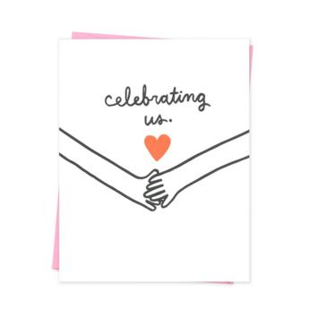 Ashkahn - AS Celebrating Us Card