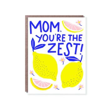 Hello!Lucky - HL Mom's the Zest Card