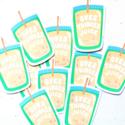 Siyo Boutique - SIB Over Thinker Juice Sticker