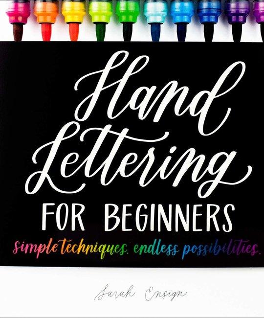 Penguin Random House - PRH Hand Lettering for Beginners Book
