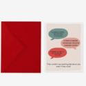 Posterity Paper - POS Yo Mama Card