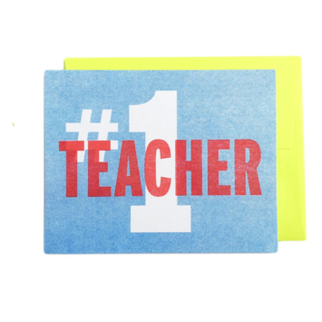 Next Chapter Studio #1 Teacher Card