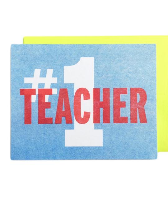 Next Chapter Studio #1 Teacher Card