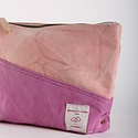 IMMODEST COTTON x Fleabags Bicolor Sardine Pouch, Jellyroll