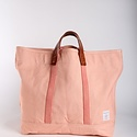 IMMODEST COTTON x Fleabags East West Bucket Tote Rose