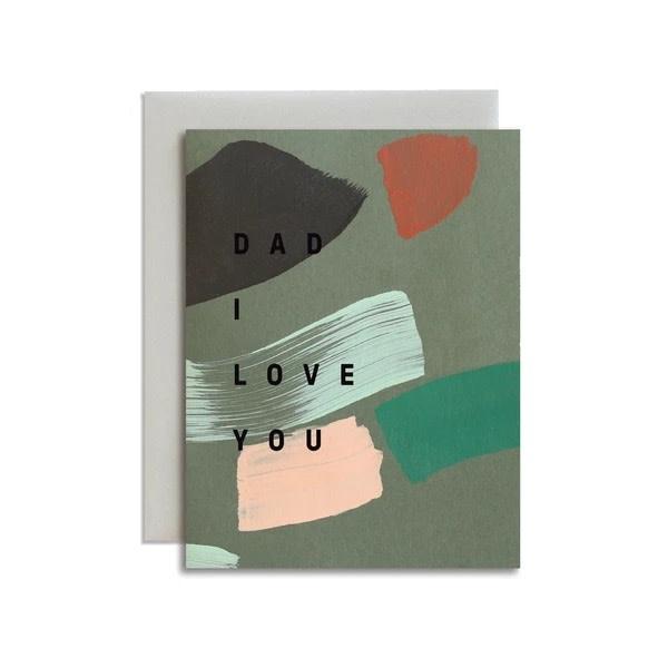 Moglea - MOG Dad I Love You Card