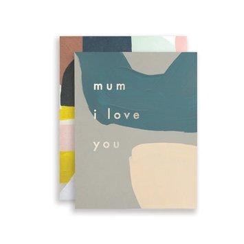 Moglea - MOG Mum I Love You Card